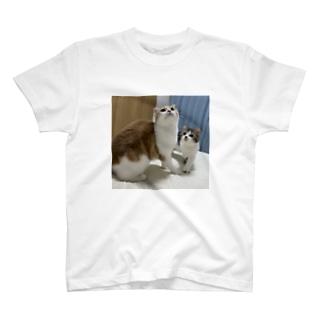 とろおにくうえむき T-shirts