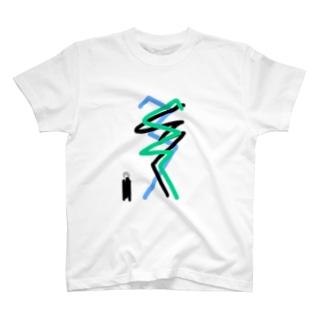 inase skoolのinaseT no.3 T-shirts