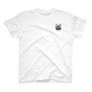 逆さ馬 T-shirts