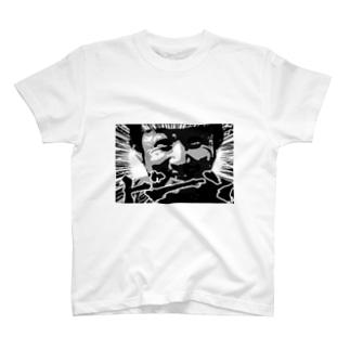 面白顔 T-shirts
