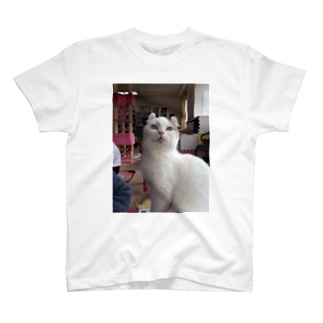 上の空 T-shirts