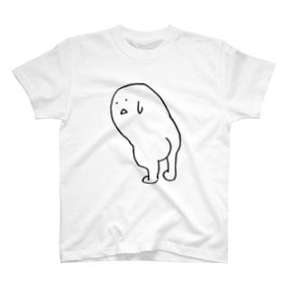 ケツオ T-shirts