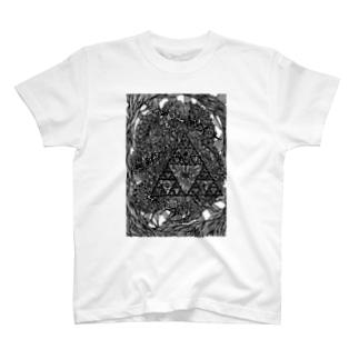 ゴッドアイ T-shirts