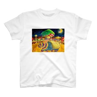 深夜便 T-shirts