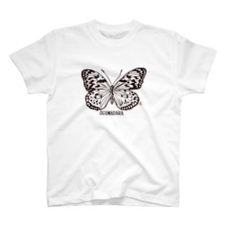 オオゴマダラ T-shirts