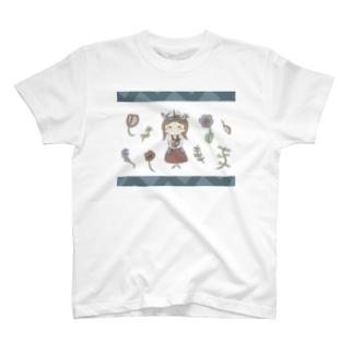オハナノコ T-shirts