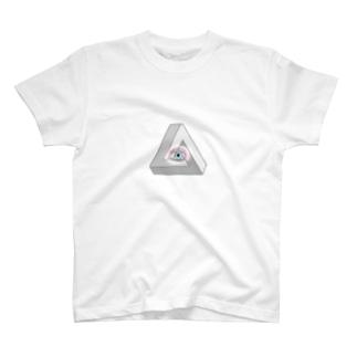 フリーメイソン的な T-shirts