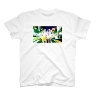 北海道に行ってきました。Tシャツ T-shirts