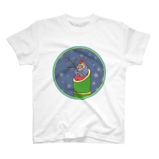 噴火ぐや姫 T-shirts