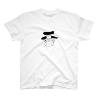 kiyoshiko_nightのいつメン T-shirts