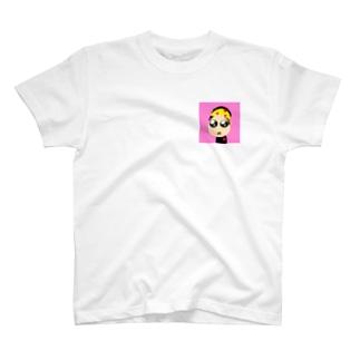 ぴえんr T-shirts