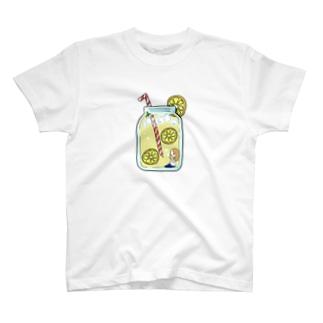 シャボンソーダ T-shirts