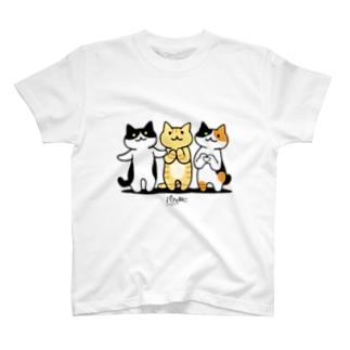 癒してあげ隊 T-shirts