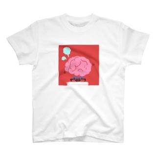 沸騰するNO T-shirts