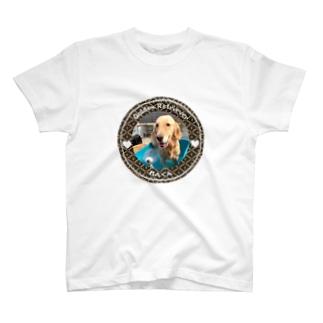 ゴールデンレトリバー れんくん T-shirts