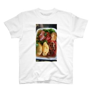 ごはん忘れた( ・ω・) T-shirts