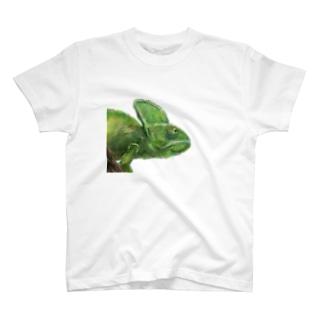 カメレオン2 T-shirts