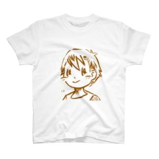 男の子1 T-shirts