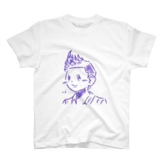 男の子2 T-shirts
