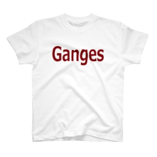 ガンジス  T-shirts