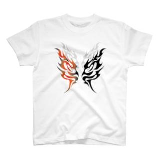 舞・炎 T-shirts