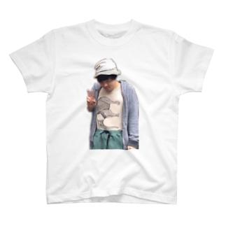 ひまわりTシャツ T-shirts