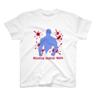 血管バッキバキ T-shirts