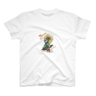 フェレットとまと T-shirts