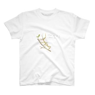 ナナフシ T-shirts