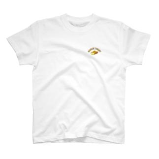 ガーリックトースト改 T-shirts