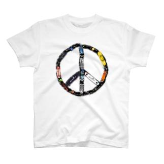 ピース 2021 T-shirts