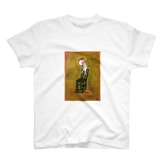 ワンワン『犯人』 T-shirts