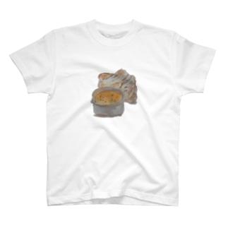 チキンカレー T-shirts