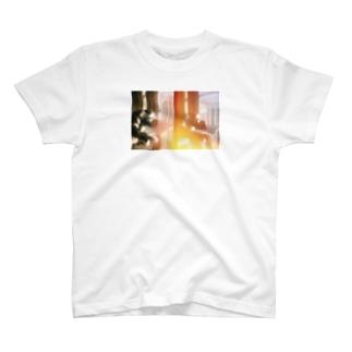 西陽の琥珀 T-shirts
