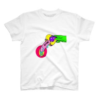 カラフルばなな T-shirts