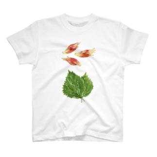 myoga_to_shiso T-shirts