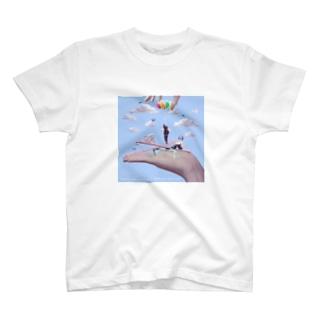 Marionette(blue) T-shirts