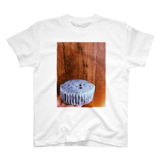 スースーする蒸しパン T-shirts