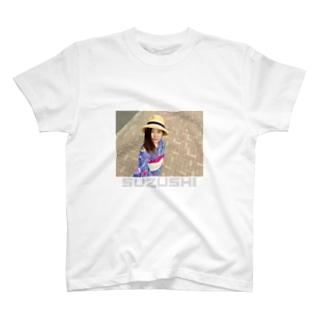 SUZUSHI tシャツ T-shirts