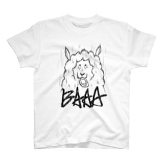 ハイなひつじ。 T-shirts
