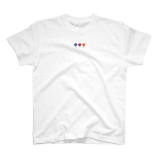 あかりのおみせのゆるいアネモネ T-shirts