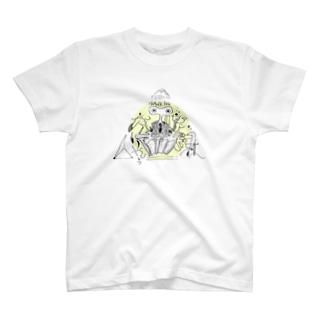 memeくんのサンクスTシャツ T-shirts