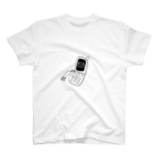 ガラケー🐙 T-shirts