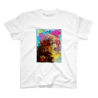 君の手からキモチ。 T-shirts