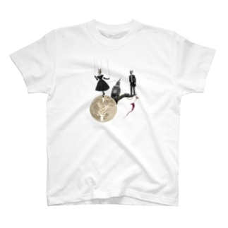 月のワルツ T-shirts