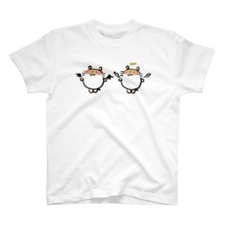 二面性きなこ T-shirts