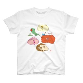 桃物語 T-shirts