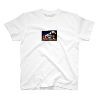 すすきの T-shirts