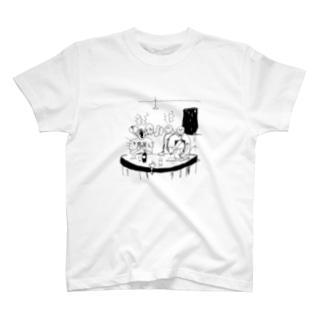 meeting T-shirts