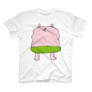 ぬるまゆさん T-shirts